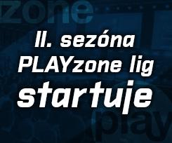 II. sezóna PLAYzone lig startuje