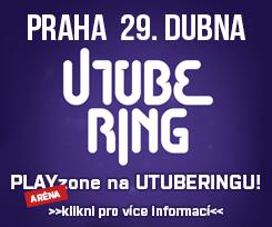 Utubering - Praha