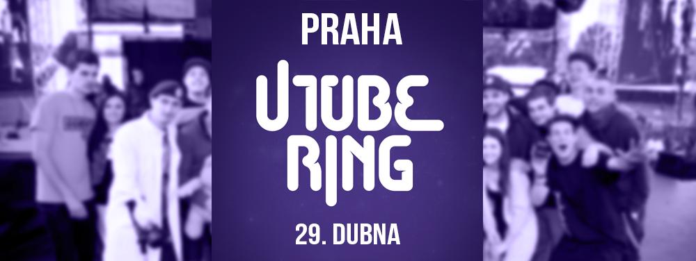 Utubering Praha